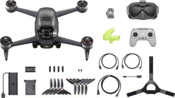 Dron DJI FPV Combo - PL Dystrybucja FV23% Gwarancja 24m