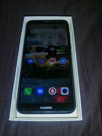 Huawei Y5 2018 2/16Gb Black (DRA-L21)