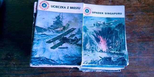 miniatury morskie seria  wojna na morzu