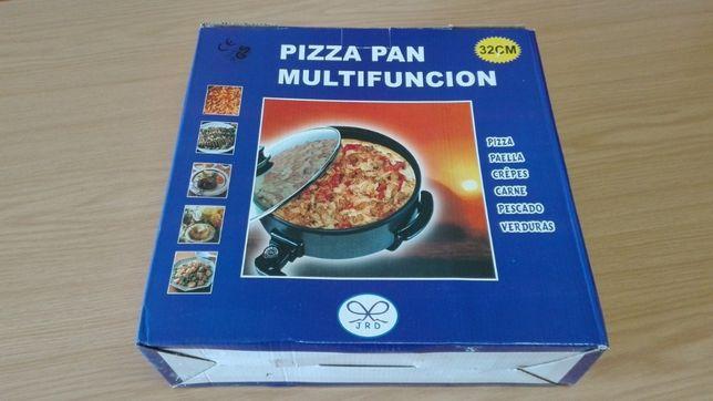 Máquina para Fazer Pizzas Multifunções 32 cm