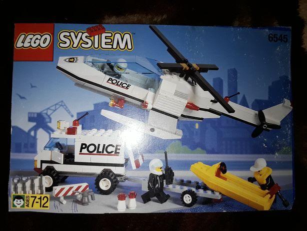Лего Сити Полиция, Спасательный отряд, Lego City вертолёт машина лодка