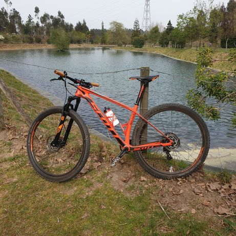 Scott scale 935 carbono R29 (specialized trek orbea merida bmc fox gt
