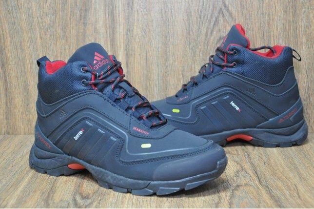 Мужские зимние кроссовки Adidas Terrex зимние кроссовки ботинки Адидас