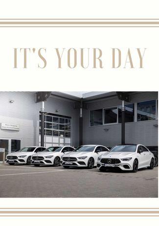 Samochód do ślubu/Mercedes/CLA/AMG/biały/ wolne terminy