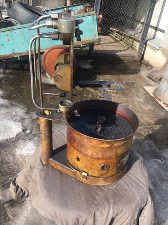 прибор оборудование для проверки карбюраторов и бензонасосов СССР