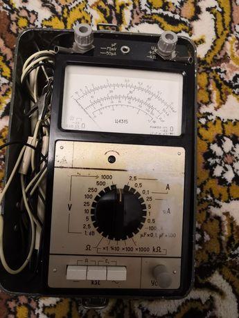 Тестер ц4315 многофункциональный прибор