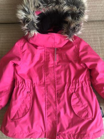 Куртка парка reima lassie