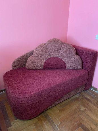 Дитячий розкладний диван Юніор Капелька