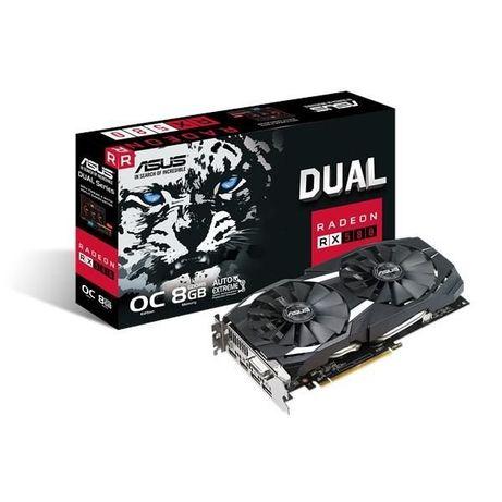 ASUS AMD Radeon RX 580 8Gb Dual OC (DUAL-RX580-O8G)