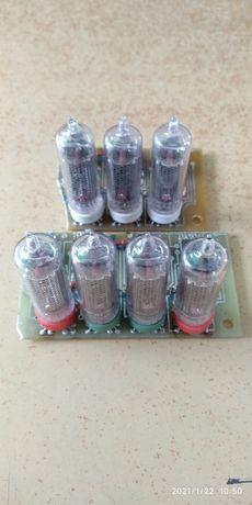 (В резерве)Продам лампы индикаторные ИН-16 по 60 грн/шт.