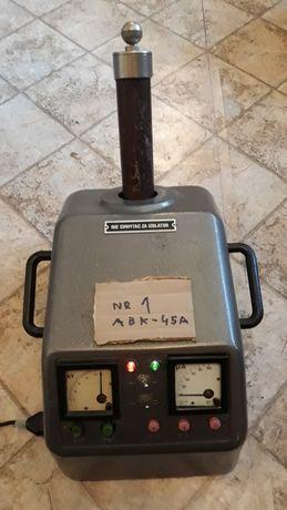 Aparat do badania kabli ABK-45A, kenetron