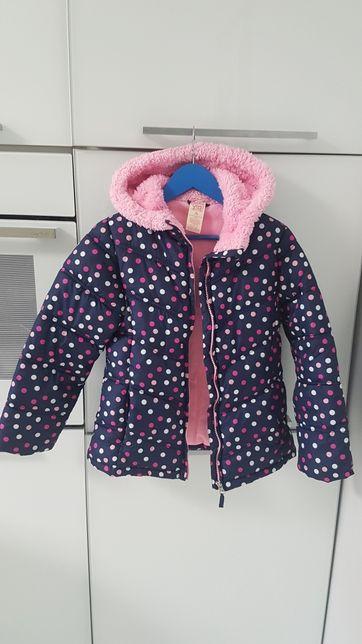 Курточка на флісі Faded Glory M(7-8), осінь-зима