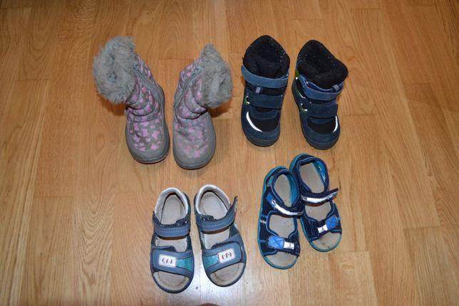 Mido noster sandały trzewiki gratis kapcie befado śniegowce
