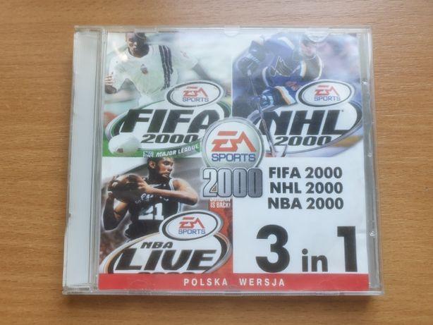 E.A Sports 3 in 1 2000 Polska Wersja