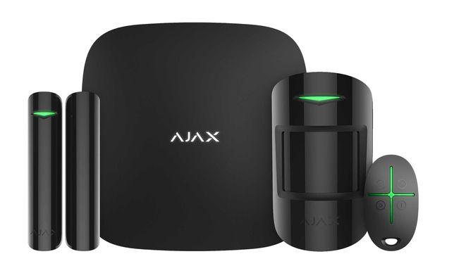 Охранная сигнализация Ajax Starter Kit + подарок 900 бонусных гривен