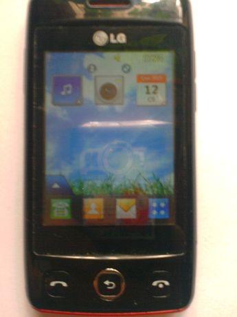 Сенсорний телефон LG T300