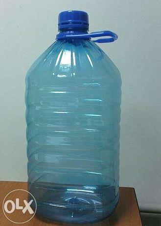 Продам бутилки, пляшки, бутлі пластикові 5л