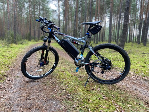 Rower Elektryczny MTB Moda Presto 19 cali