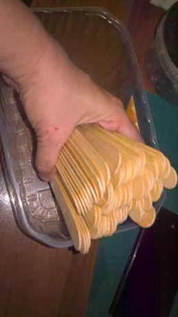 деревяні шпателі, 0,5 кг