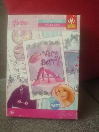 Gra karciana Barbie