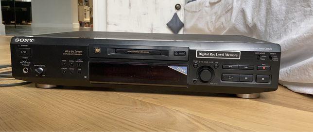 Sony MDS-JE520 + dyskietki