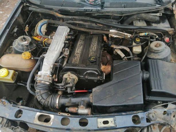 двигатель донс 2.0 форд сиерра скорпио с навесом.