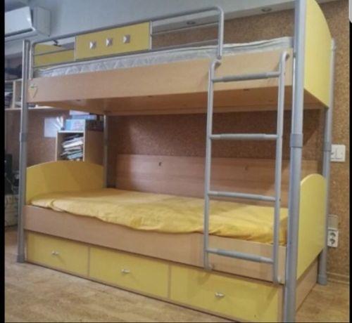 Детская мебель Cilek Yellow Active