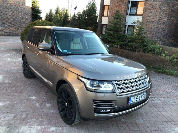 Sprzedam Range Rover Vogue 4.4 SD V8 Zamiana Land Rover 4x4 Zamiana