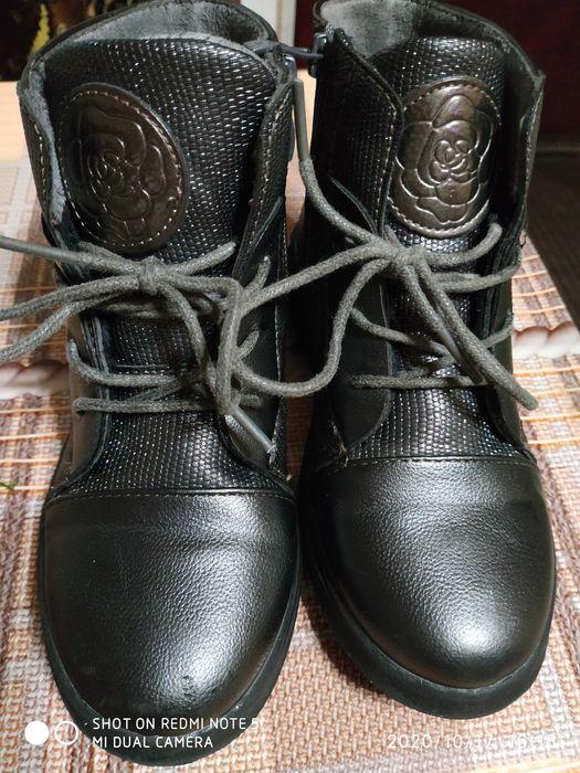 Продам ботиночки весна- осень на вашу принцессу Павленко - изображение 1