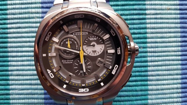 0CITIZEN AT2021-54 tytan Eco Drive