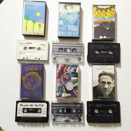 The Cure 4 кассеты Англия