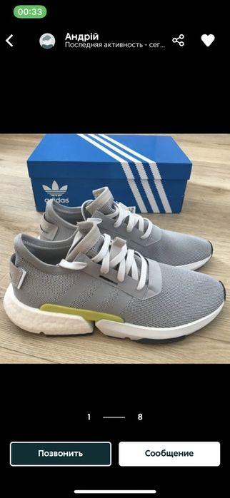 Оригинал! Кроссовки adidas POD-S3.1 Донецк - изображение 1