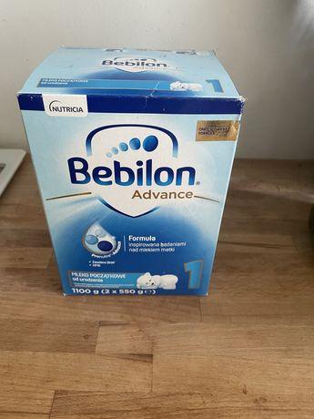 Zamienię nowe mleko modyfikowane bebilon advance