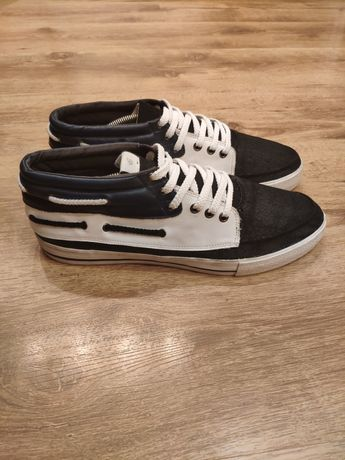 Maharishi boat shoes кроссовки кеды