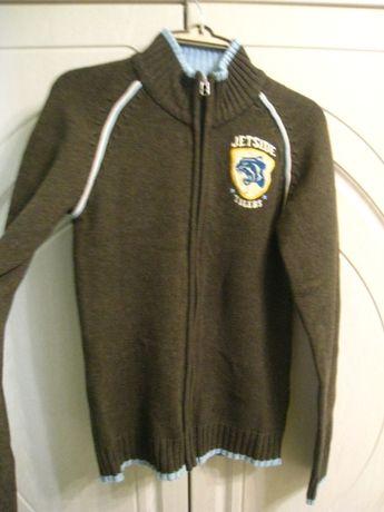 свитер кофта спортивная на мальчика 12-13лет, рост 158