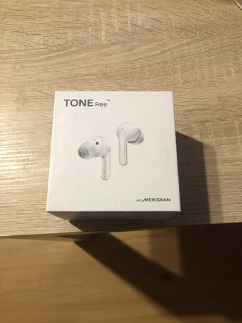 Sluchawki LG Tone Free FN4 białe