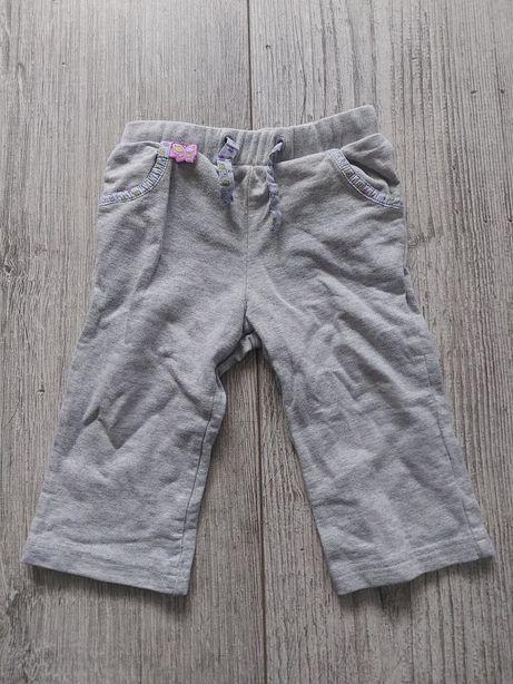 Spodnie dresowe.
