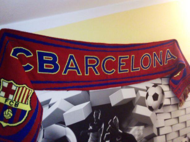 Szal Barcelona dla fana
