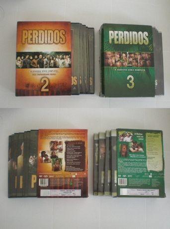 Lost / Perdidos - série 2 e série 3