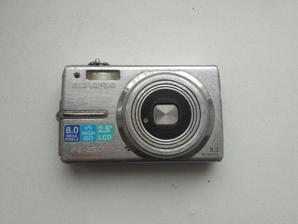 Фотоаппарат Olympus fe-250 на запчасти