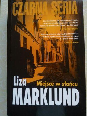 Czarna Seria Miejsce w słońcu, Liza Marklund