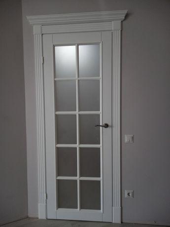Установка межкомнатных и выходных дверей