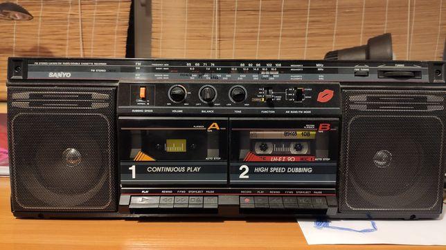 Radiomagnetofon SANYO MW166LO