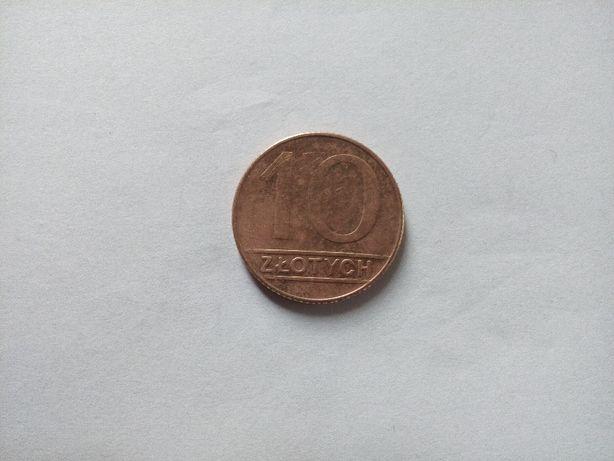 Moneta 10 zł 1989 r.