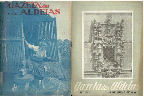 10621 Revista Gazeta das Aldeias: