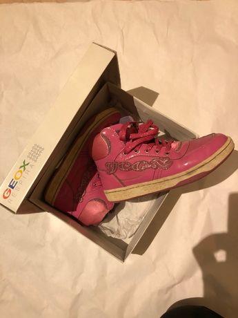 Ténis GEOX bota de menina nº 34, usados em bom estado