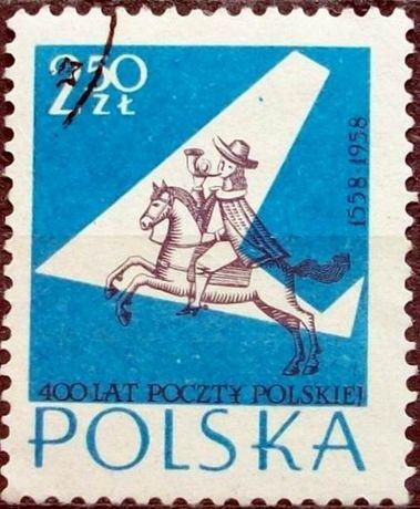 Znaczki polskie Fi 900; 913