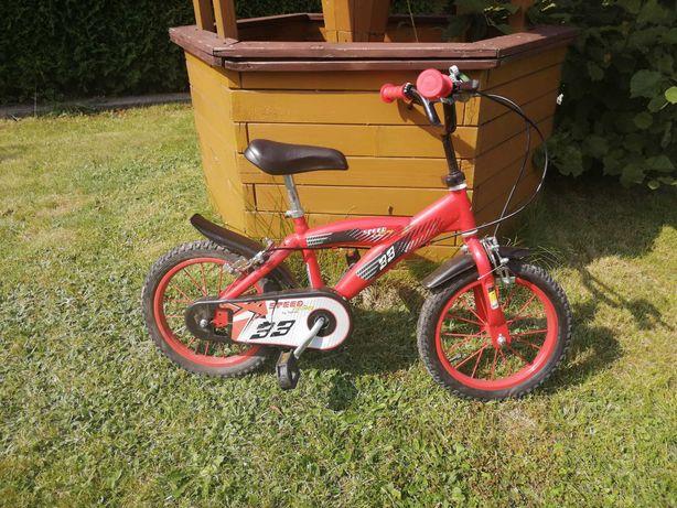 Rowerek rower dziecięcy 14 cali