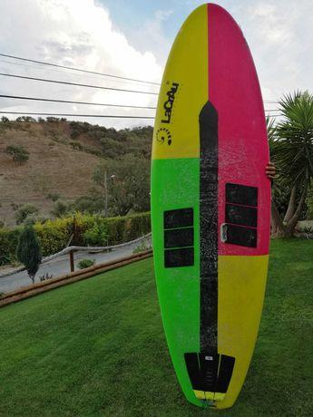 Prancha de Stand up paddle 8.0 rígida Xhapeland