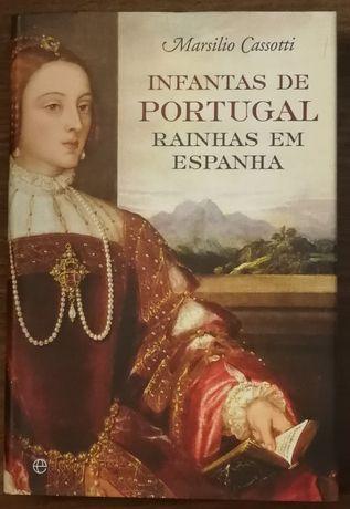 infantas de portugal, rainhas em espanha, marsilio cassotti